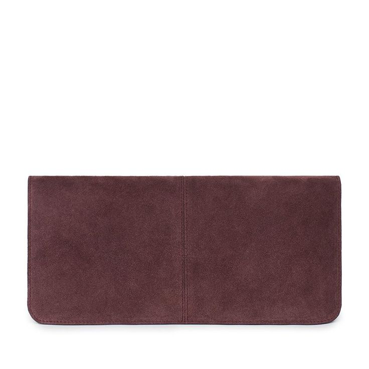 VIDA Leather Statement Clutch - Penny by VIDA meRpgE
