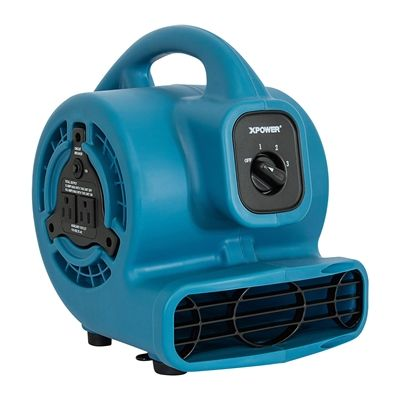 Xpower Canada Industrial Fans Blower P 80a 1 8 Hp 3 Speed Mini