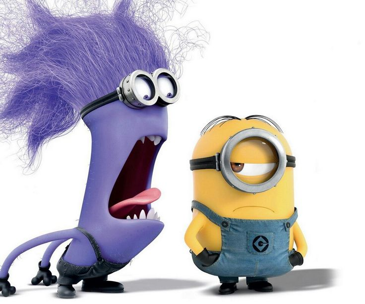 Purple Minion Quotes Funny. QuotesGram