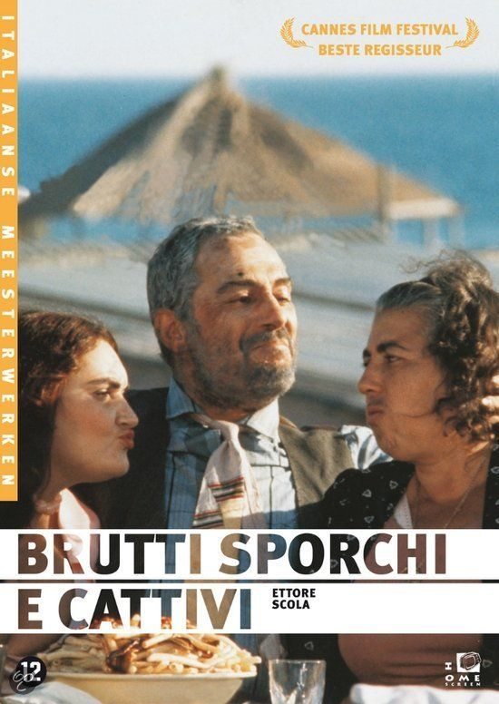 Brutti, sporchi e cattivi / Ugly, dirty and bad (1976) - Ettore Scola http://www.imdb.com/title/tt0074252/?ref_=nm_flmg_wr_23