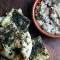 Ricotta with Thyme, Olive Oil & Grilled Bread | alexandra's kitchen