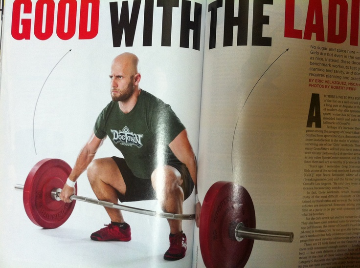 Sportsmith Bumper Plates used in The Box Magazine.