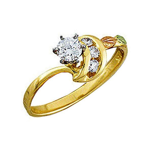 Black Hills Wedding Rings