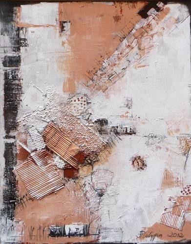 """Philippin, Inge, """"Into the Light"""" (15) Mit einem Klick auf 'Als Kunstkarte versenden' versenden Sie kostenlos dieses Werk Ihren Freunden und Bekannten."""