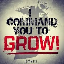 GOOD BOY... KEEP GROWING!!!                                                                                                                                                                                 More