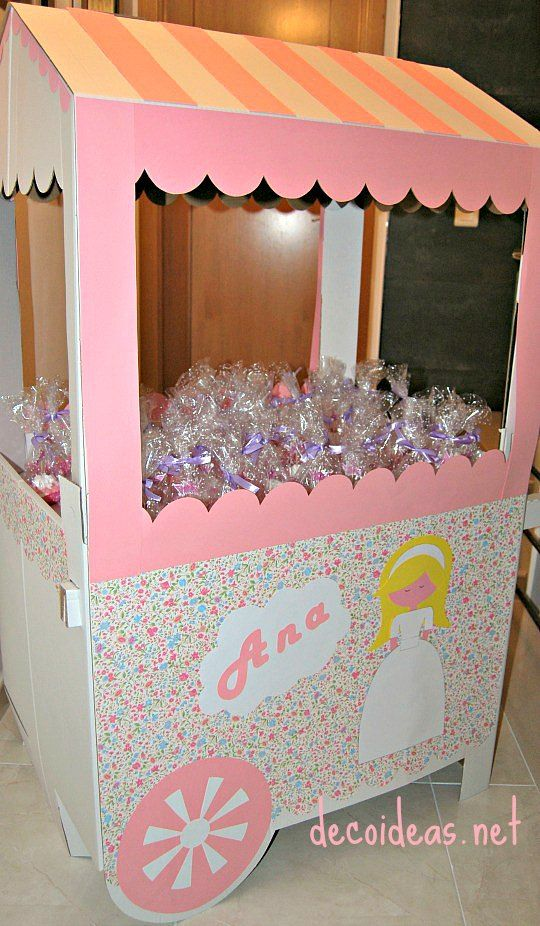 176 best carritos de chuches images on pinterest candy for Carrito de chuches