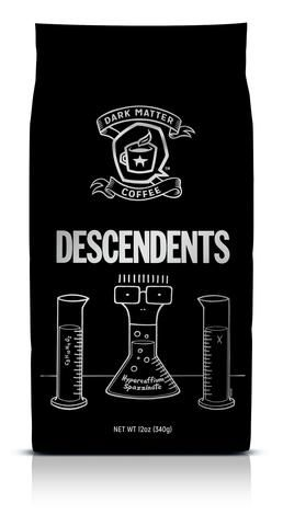 Dark Matter Descendents coffee. $18.00
