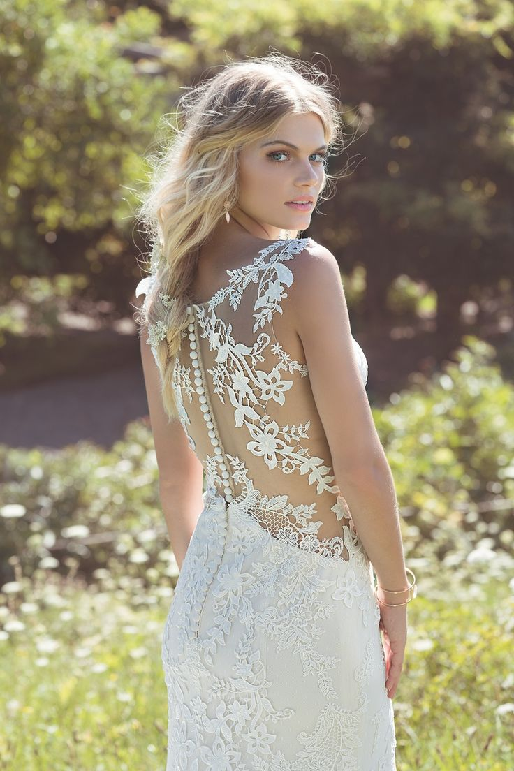 Bridal Gown Available at Ella Park Bridal | Newburgh, IN | 812.853.1800 | Lillian West - Style 6485