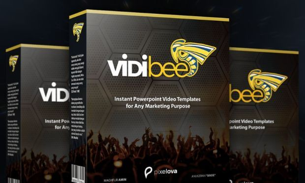 VIDIBEE INSTANT POWERPOINT VIDEO MAKER TOOLS BY MAGHFUR AMIN REVIEW – EASIEST WAYS TO PROFESSIONAL LOOKING AND ATTRACTIVE VIDEO TEMPLATE FOR YOUR BUSINESS JUST IN MINUTES BY USING ONLY POWERPOINT