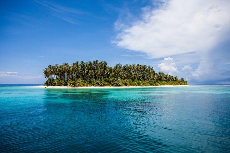 Tropical... Telo Islands, Sumatra