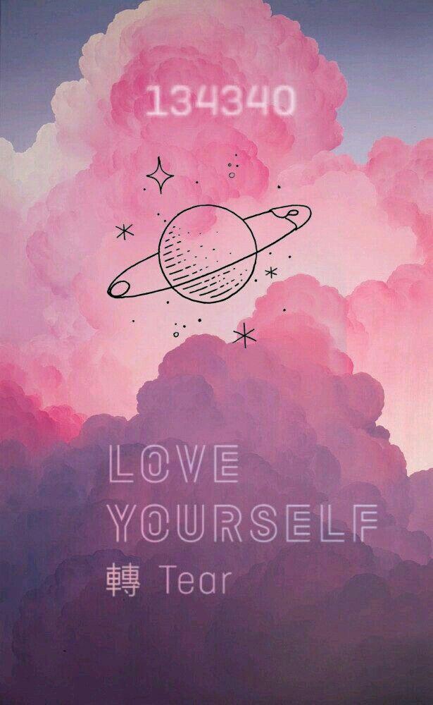 Cute Iphone Wallpaper App Bts Love Yourself Tear 134340 Bts 방탄소년단 In 2019 Bts
