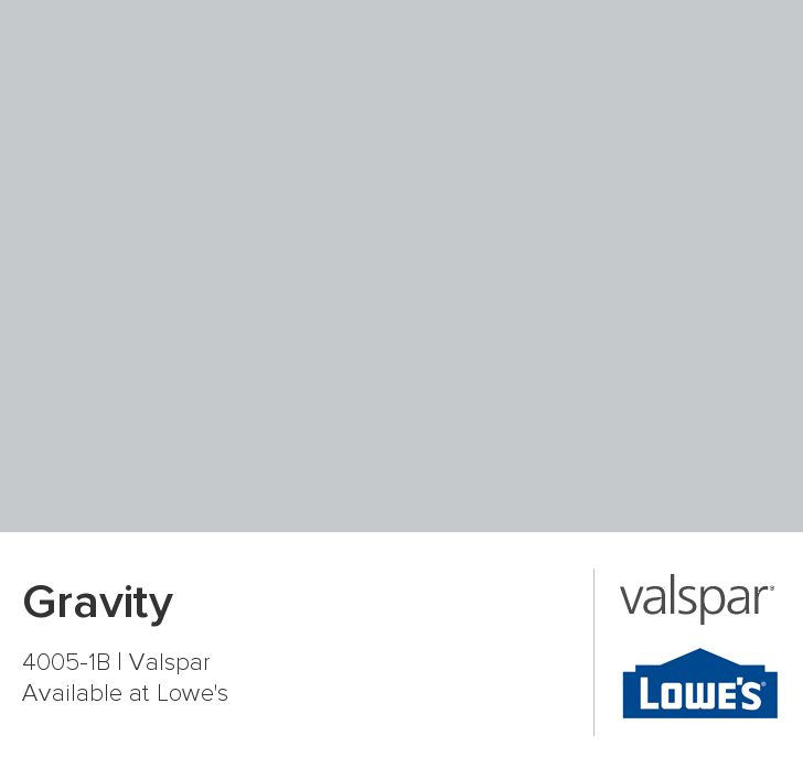 Gravity from Valspar - Wes' room. Orange and blue accents