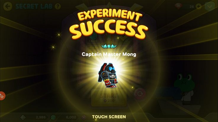 Leonard  Secret Lab Experiment Success! Achieved a 3Star Ultra Evolved Ranger - Captain Master Mong #linerangers #captain #master #mong #ultra #evolved #experiment #success #secret #lab #leonard