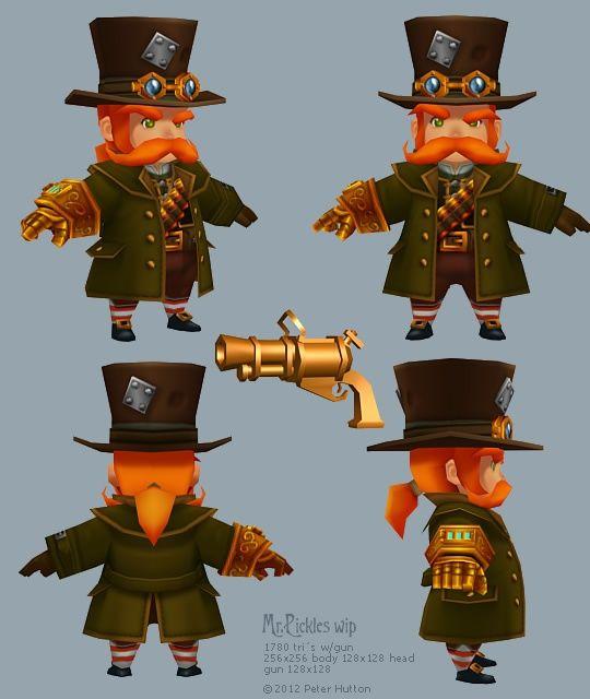 Character Design In Blender : Best d characters images on pinterest modeling