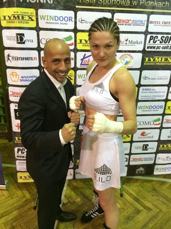 Marco Beniamino Brioschi and Ewa Brodnicka - Pionki, 08.02.13