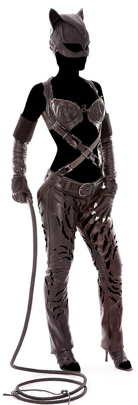 Catwoman suit worn by Halle Berry