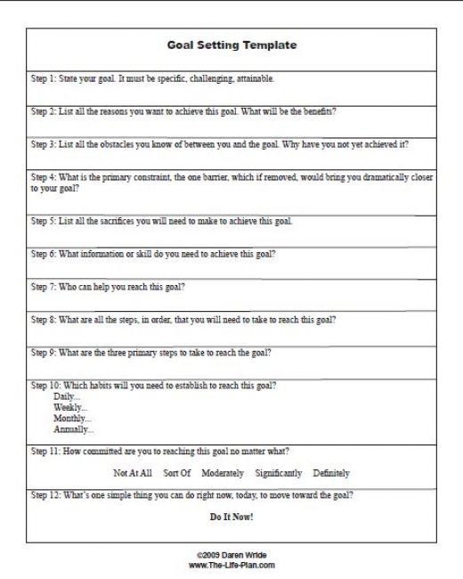 Printables Brian Tracy Goals Worksheet need help on how to write essay goal setting ideas about template pinterest goal