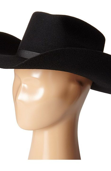 M&F Western Twister Wool Cowboy Hat w/ Flat Bow (Little Kids/Big Kids) (Black) Cowboy Hats - M&F Western, Twister Wool Cowboy Hat w/ Flat Bow (Little Kids/Big Kids), T7234201, Hats Traditional Western, Western, Traditional, Hats, Gift - Outfit Ideas And Street Style 2017
