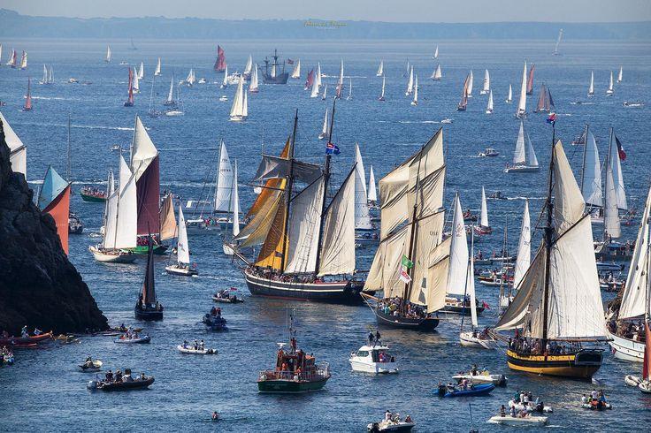 patrimoine maritime vivant | La grande parade Brest/Douarnenez