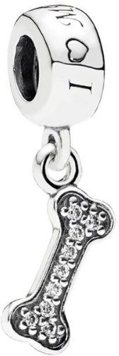 Pandora 791263cz I Love My Dog Charm