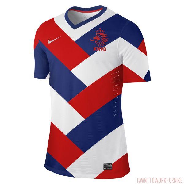 Concept Dutch national jersey on Behance