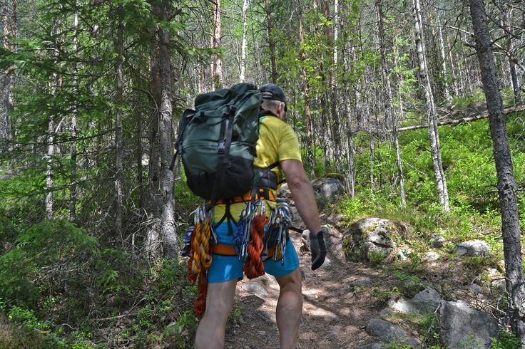 Repovesi Hiking