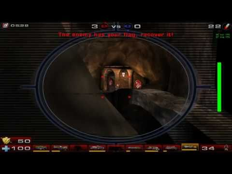 UT2004 Tampere Game Developer Tournament - YouTube