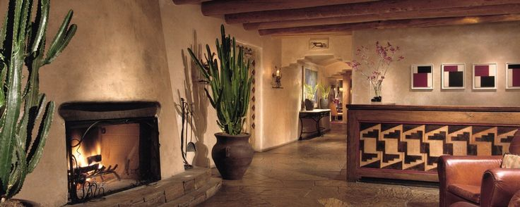 Luxury Hotels Downtown Santa Fe New Mexico | Rosewood Inn of the Anasazi | New Mexico Vacation
