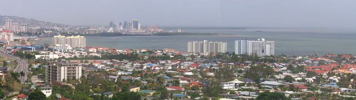 port of spain | Skylines & Cityscapes of Trinidad & Tobago - Page 2 - SkyscraperCity