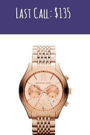Neiman Marcus' outlet brand, Last Call by Neiman Marcus, includes clearance items from many of the same brands as the main branch. #mens #Watch