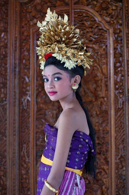 Charming lady #13 - , Bali