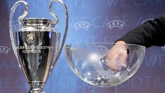 Sorteo Champions 2017 | Directo: Leicester - Atlético, Borussia - Mónaco, Bayern - R. Madrid, Juventus - Barça - 20minutos.es