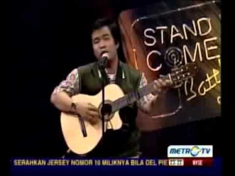 Temon dan aAbdel Nyanyi, Stand Up Comedy Temon, Temon Stand Up Comedy, Temon dan Abdel Stand Up Comedy, Stand Up Comedy Temon Main Gitar, Stand Up Comedy