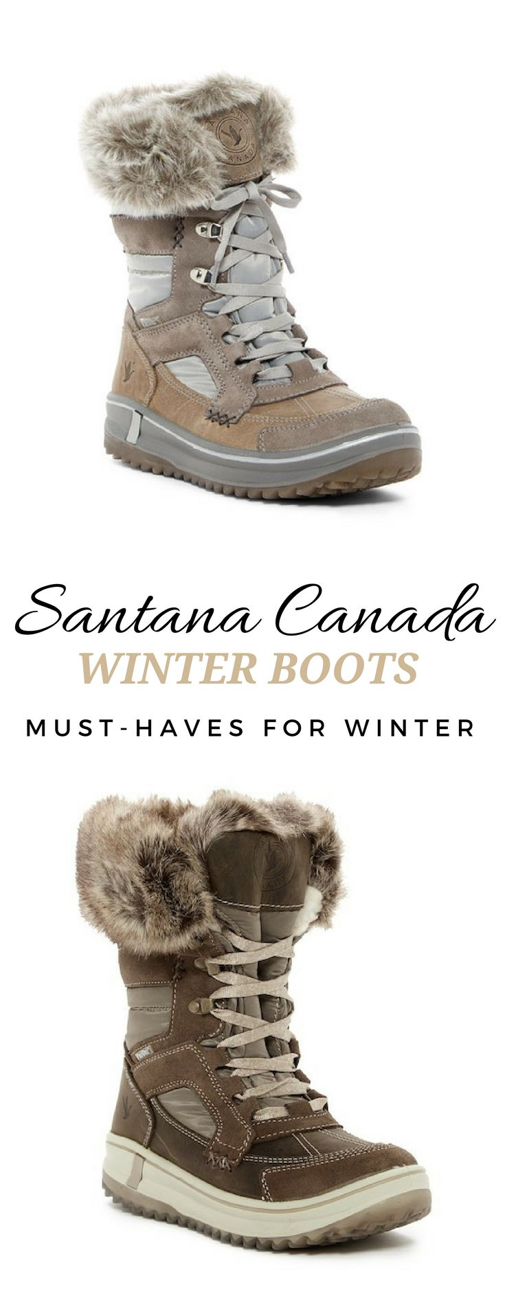 Perfect for that winter trip I'm planning up to Niagara Falls! Take on the worst winter weather in style and comfort with this sporty weatherproof boot. | winter boots, faux-fur, must have for winter, stay warm, waterproof boots, snow boots, insulated, nordstrom rack, Canada, Alaska, winter travel #boots #winterboots #winter #winterfashion #winterstyle #winteroutfits #ad #nordstromrack #alaskatravel #canadatravel