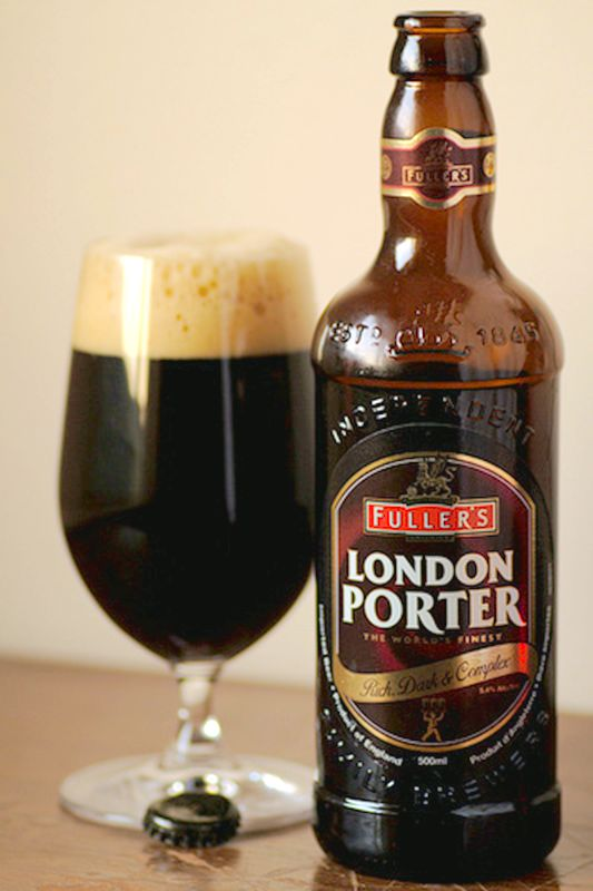 Example Of A Fuller's London Porter Clone