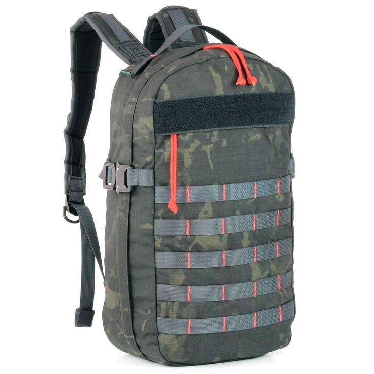 Multicam Black. Our BullPup Backpack