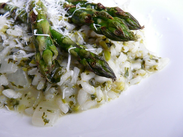 Risotto Verde for dinner tonight! | in the kitchen | Pinterest