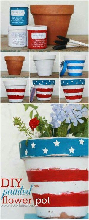 DIY 4th Of July Crafts – 20+ ideas