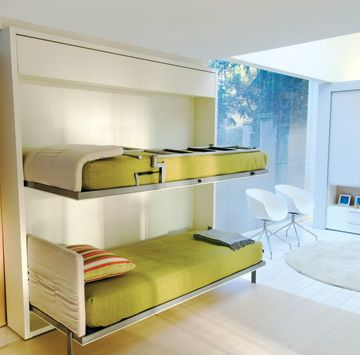 20 best images about smarte senger on pinterest compact living lotus and search - Hideable furniture ...