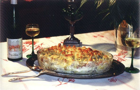 SPIEGELMÜHLE, une très vieille recette alsacienne, à déguster dans nos chambres d'hôtes à Colmar