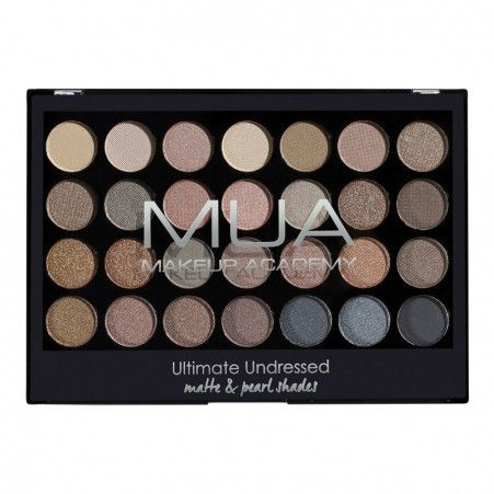 Ultimate Undressed Eyeshadow Palette