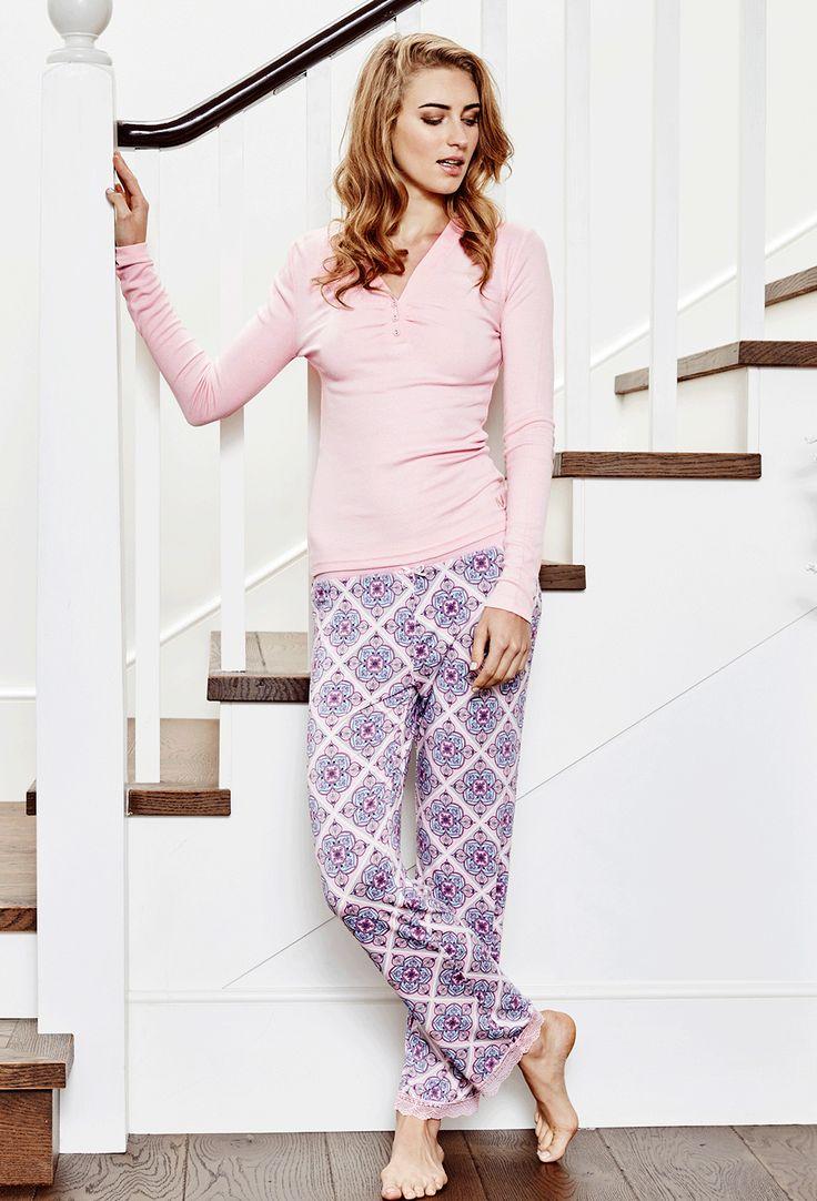 Pink Muse PJ Pant