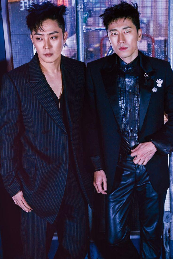 Eun Ji Won, Jang Su Won (Sechs Kies) - Allure Magazine January Issue '17