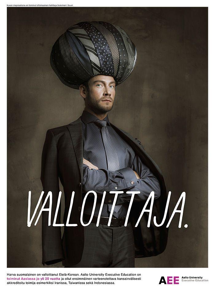 Muotokuvia johtajuudesta / Aalto EE