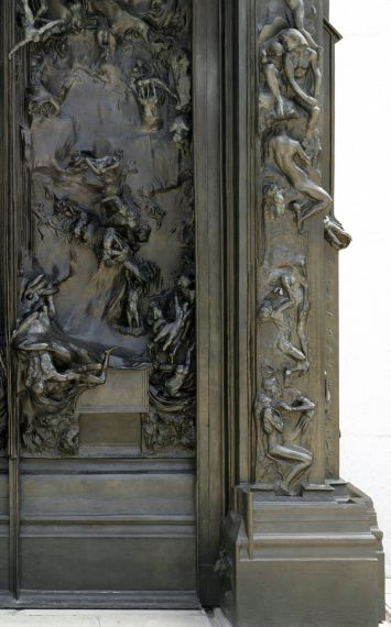 La Porte de l'Enfer | Musée Rodin