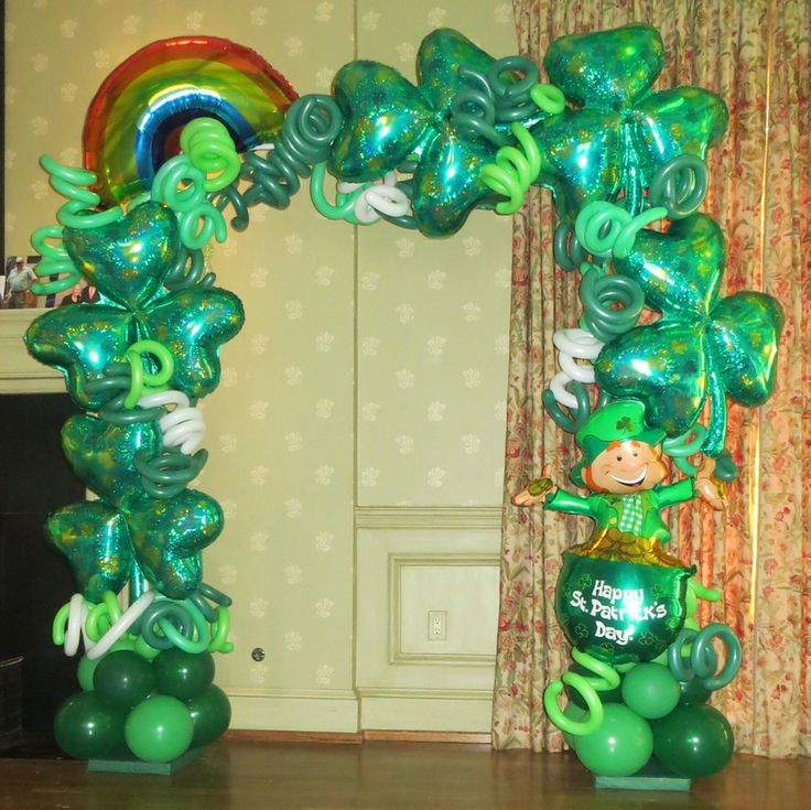 16 best images about st patrick 39 s day decor and gifts on for Decoration saint patrick