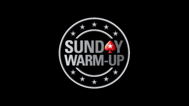 Sunday Warm-Up 8 November 2015: Final Table Replay - PokerStars