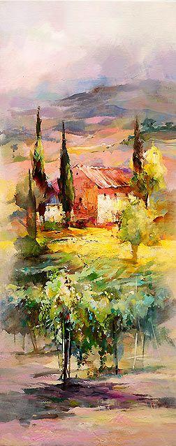 """Landschap"" by Willem Haenraets"