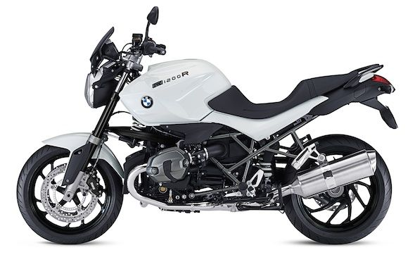 BMW Motorrad Presents the BMW R 1200 R 'DarkWhite' Special Edition