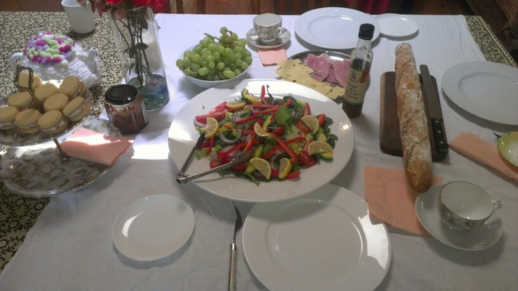 Lunch@ home